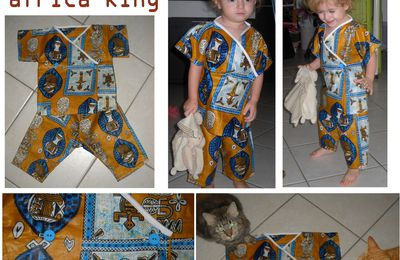 l'ensemble africa king