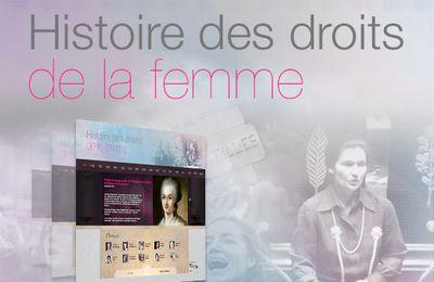 L'histoire du droit des femmes