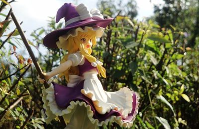 Photos de figurine : MARISA KIRISAME LIMITED COLOR -TOUHOU-