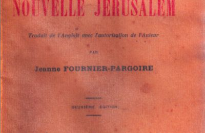 1920 : The New Jerusalem (3)
