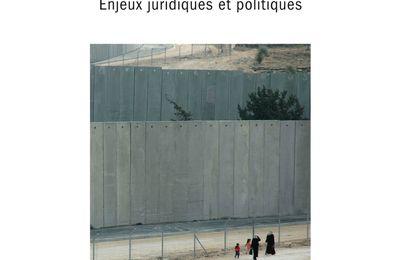 "En librairie : ""Israël, un État d'apartheid ?"""