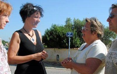 Pont Saint Esprit : notre camarade Jocelyne Lacroix vient de nous quitter