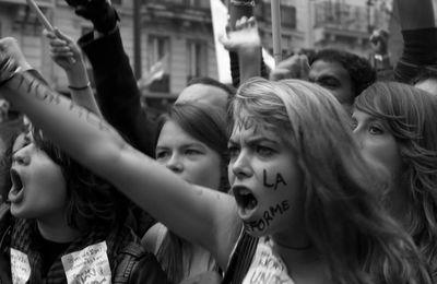 Manifestation surprise à Paris : les lycéens crient leur «ras-le-bol»