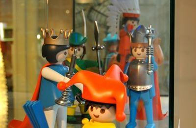 Les nouvelles figurines Playmobil par Leblon-Delienne