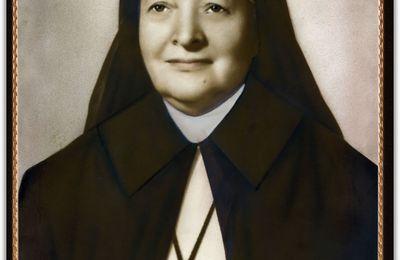 Prière à Maria Sara du Très Saint Sacrement