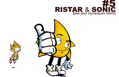 RISTAR & SONIC Czeroified