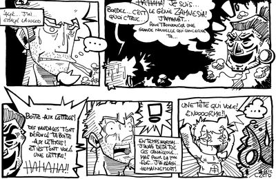 STRIP RAGEUR 29 : Hallu... -attends la suite- ...cination !