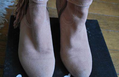Vide dressing : vente shoes express
