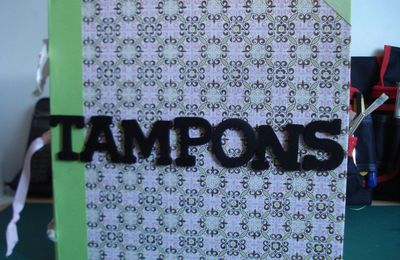 classeur tampons