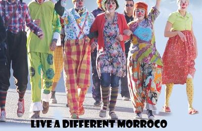 Live a different Morroco accompgned by your own clown August 2014