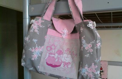 Sac pour ma broderie