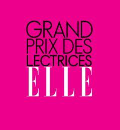 LES LAUREATS DU GRAND PRIX DES LECTRICES ELLE 2013