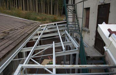 Rénovation du centre - Semaine 43