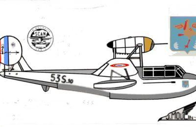 68 - L'hydravion SCAN 20