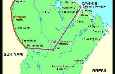 découverte de la Guyane, août 2013