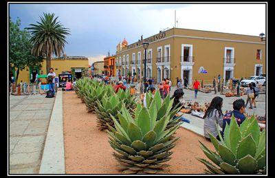 Puebla : une ville du Mexique