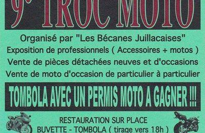 Troc Moto à Juillac-Le-Coq