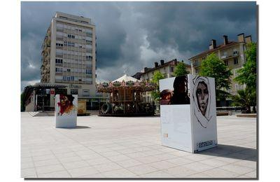 Expo Titouan Lamazou à Pau
