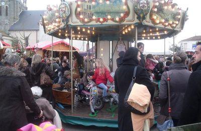 Le Marché de Noël 2012 en images et vidéos.