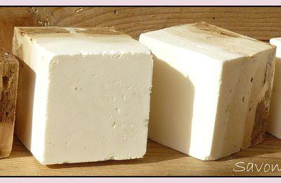 Cubiccino, soufflé de savon