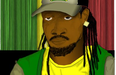 ARTWORK ART JAH GUIDANCE BEENIE MAN