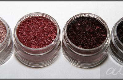 A VENDRE : collection Glitter and Ice - Mac Noël 2011