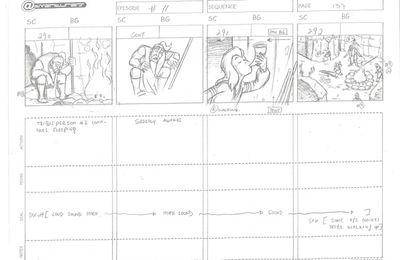 Story-Board (Adventurers#11)