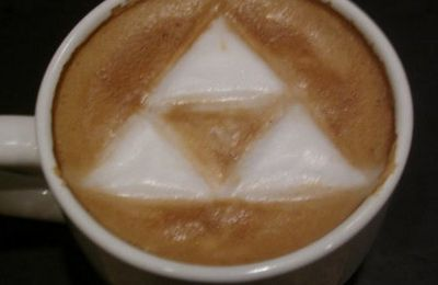 Triforce au lait
