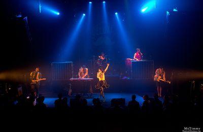 Deluxe à la salle de concert Le Vip - Saint Nazaire
