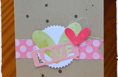 "Carte ""Love"""