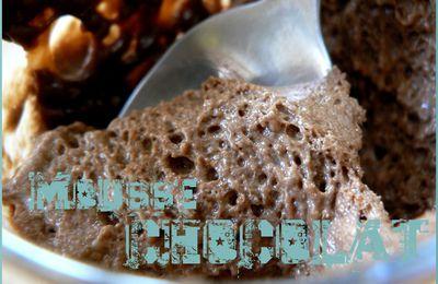 Mousse chocolat au caramel et sa tuile au carambar
