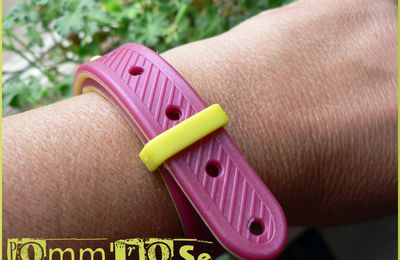 Test du bracelet anti-insectes