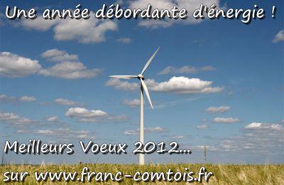 MES VOEUX POUR 2012