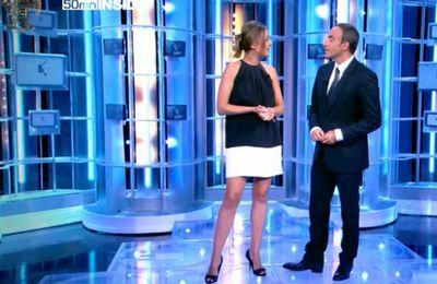 Samedi 01 Septembre - Sandrine Quetier