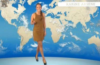 Mercredi 19 Juin - Karine Arsene