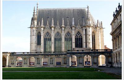 Château de Vincennes. La Sainte Chapelle
