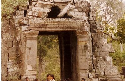 Cambodge 9/10 - Preah Khan.