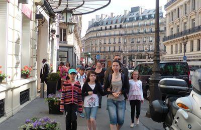 Sortie Louvre: Dimanche 16 juin 2013