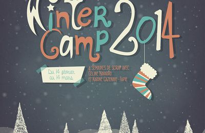 Atelier en ligne Winter camp 2014