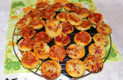 MINI PIZZAS EXPRESS