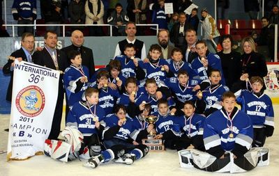 Israël gagne un tournoi international de hockey sur glace au Canada !