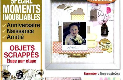 magazine création scrapbooking n°39