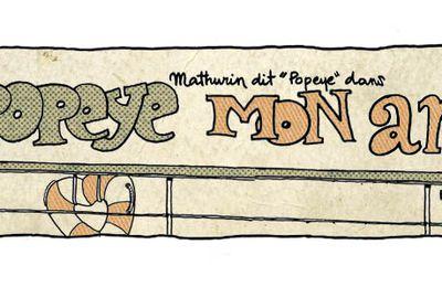 Popeye pour les 24 heures de la bande dessinée (2011)