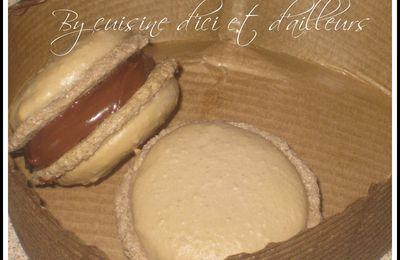 Macarons au Nutella ®