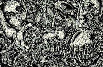 EXPO >> united dead artists / 400 dessins à vif ! - du 7 septembre au 6 octobre 2012