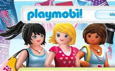 Playmobil, playmob...elle - La Figurine se sexisme...