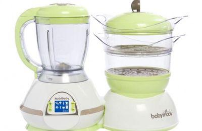 Babymoov rembourse 30€ sur l'achat de votre Nutribaby !