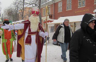 Marché de St Nicolas et de Noël à Potsdam