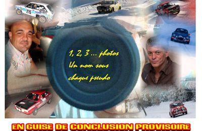 13e Rallye Monte Carlo Historique 1, 2, 3 ... photos ... de Stfetlo à Franck