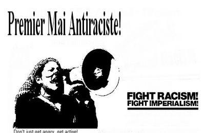 Antiracisme : pour un 1er Mai unitaire